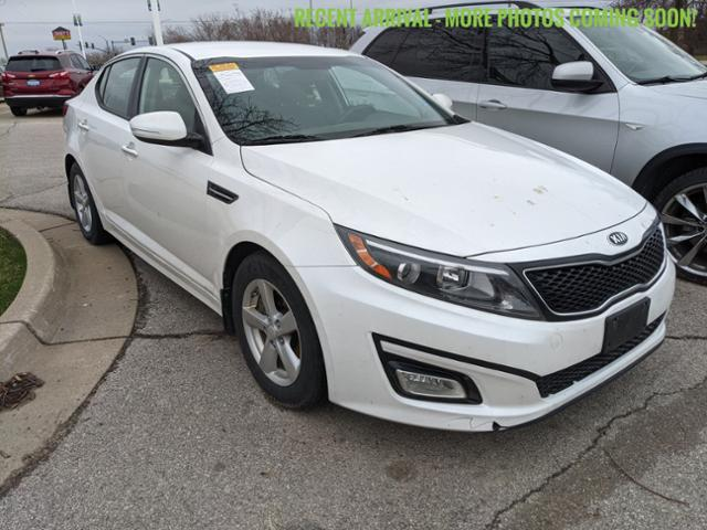 2015 Kia Optima Vehicle Photo in Cedar Rapids, IA 52402