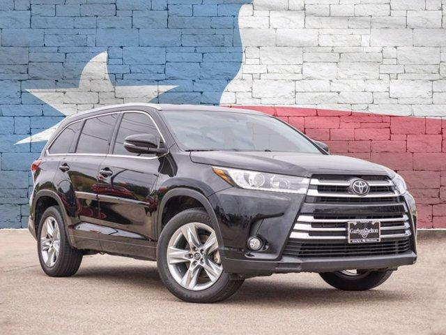 2017 Toyota Highlander Vehicle Photo in Temple, TX 76502