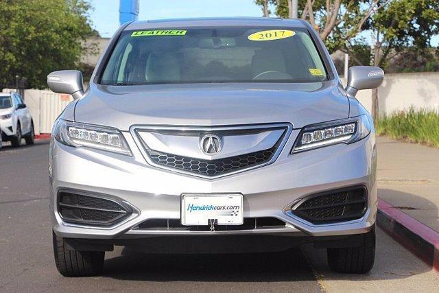 2017 Acura RDX Vehicle Photo in El Cerrito, CA 94530