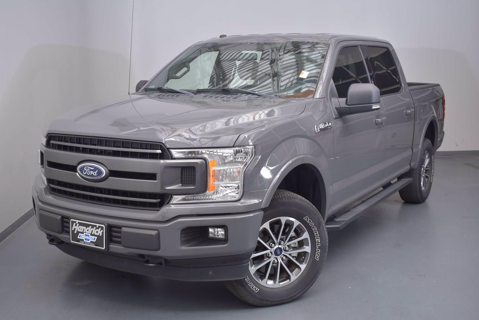 2018 Ford F-150 Vehicle Photo in Cary, NC 27511