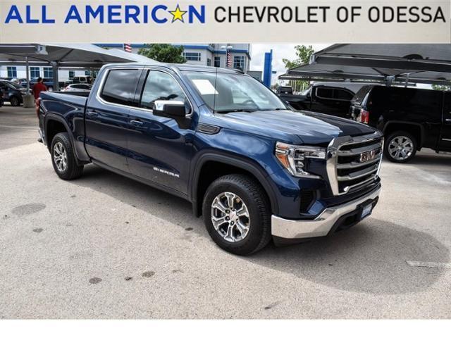 2020 GMC Sierra 1500 Vehicle Photo in Odessa, TX 79762