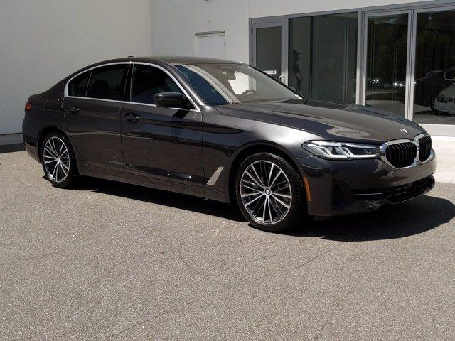 2021 BMW 540i Vehicle Photo in Chapel Hill, NC 27514
