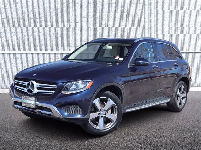 2016 Mercedes-Benz GLC Vehicle Photo in Littleton, CO 80121