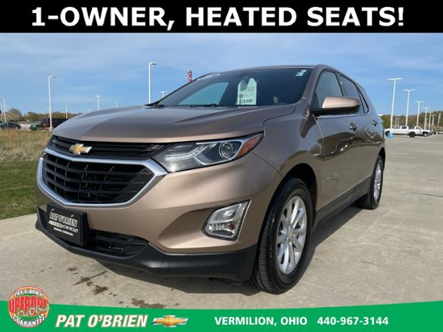 2018 Chevrolet Equinox Vehicle Photo in Vermilion, OH 44089