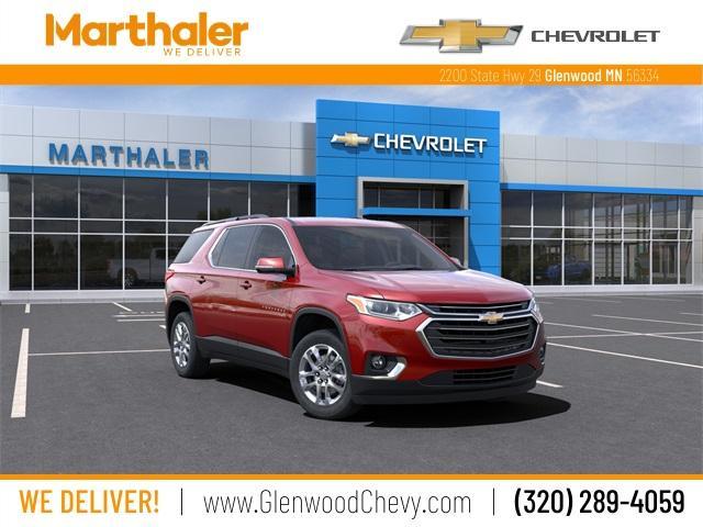 2021 Chevrolet Traverse Vehicle Photo in Glenwood, MN 56334