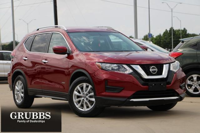 2018 Nissan Rogue Vehicle Photo in Grapevine, TX 76051