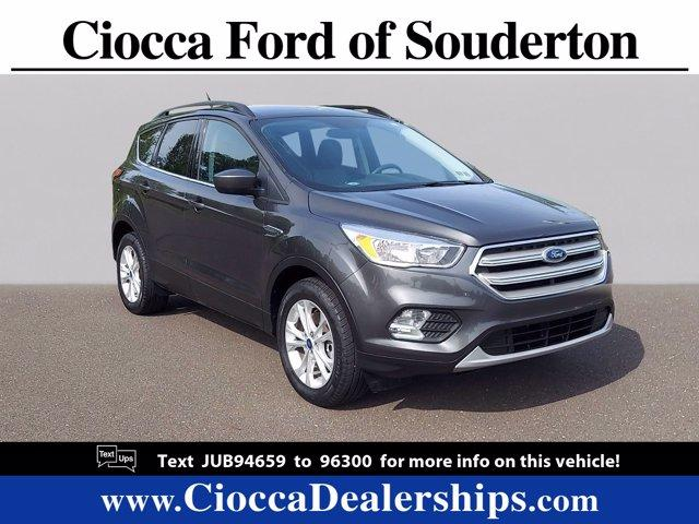 2018 Ford Escape Vehicle Photo in Souderton, PA 18964-1034