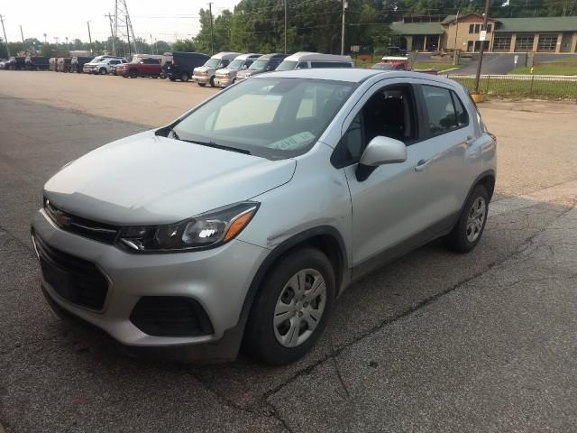 2017 Chevrolet Trax Vehicle Photo in MILFORD, OH 45150-1684