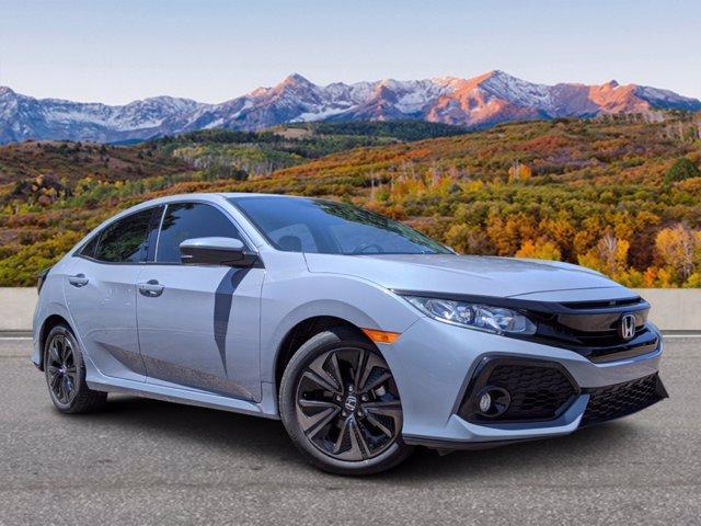 2019 Honda Civic Hatchback Vehicle Photo in Colorado Springs, CO 80905