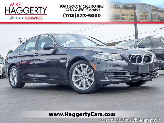2014 BMW 535i xDrive Vehicle Photo in OAK LAWN, IL 60453-2517