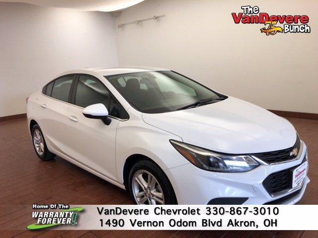 2018 Chevrolet Cruze Vehicle Photo in AKRON, OH 44320-4088
