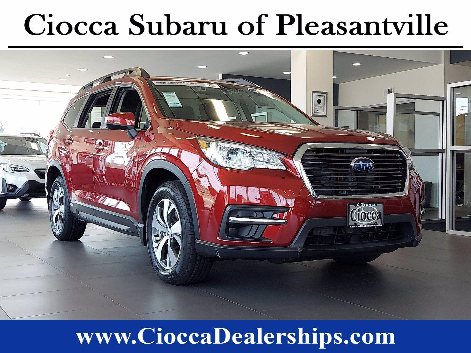 2019 Subaru Ascent Vehicle Photo in Pleasantville, NJ 08232