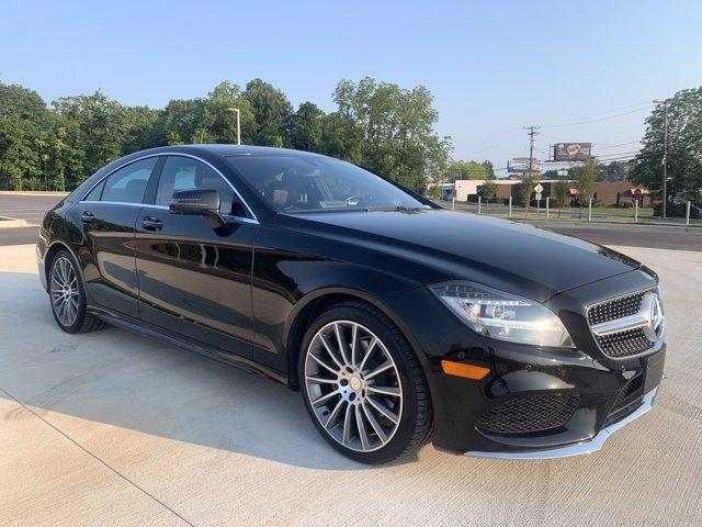 2015 Mercedes-Benz CLS-Class Vehicle Photo in Charlotte, NC 28227