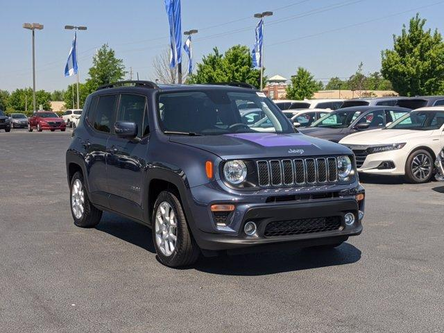 2020 Jeep Renegade Vehicle Photo in Greenville, NC 27834