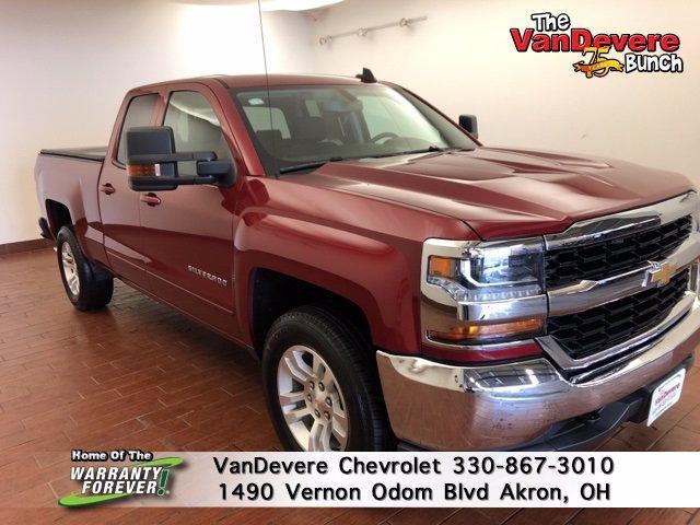 2018 Chevrolet Silverado 1500 Vehicle Photo in AKRON, OH 44320-4088