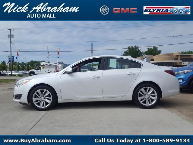 2016 Buick Regal Vehicle Photo in Elyria, OH 44035