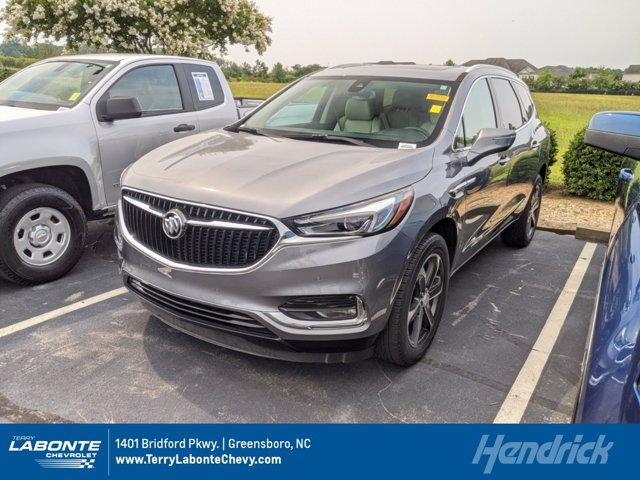 2018 Buick Enclave Vehicle Photo in GREENSBORO, NC 27407-2657
