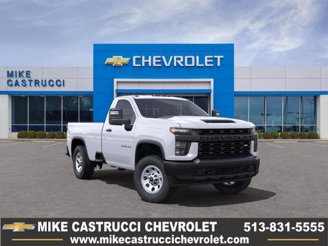 2021 Chevrolet Silverado 2500HD Vehicle Photo in Milford, OH 45150