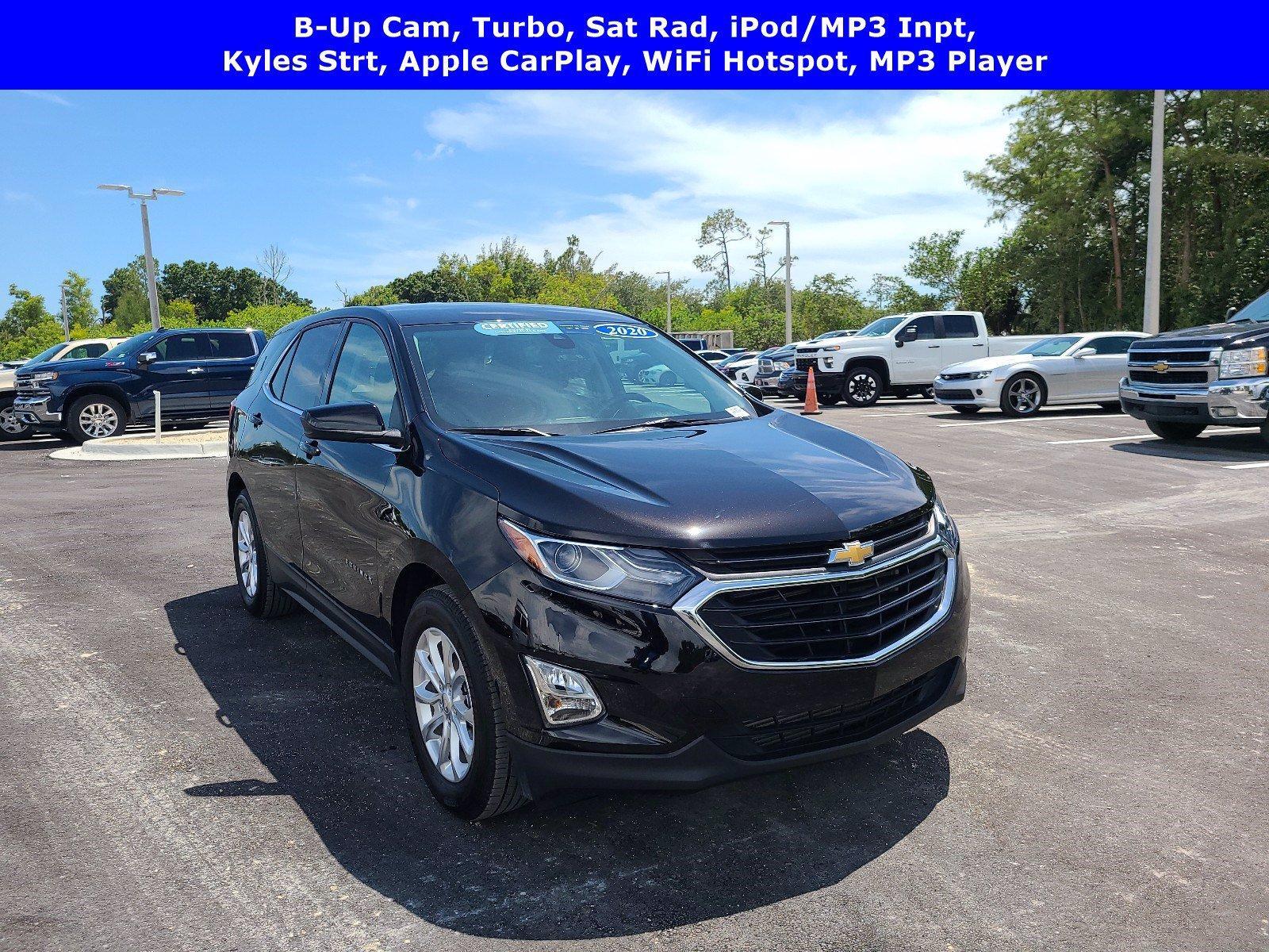 2020 Chevrolet Equinox Vehicle Photo in NAPLES, FL 34109