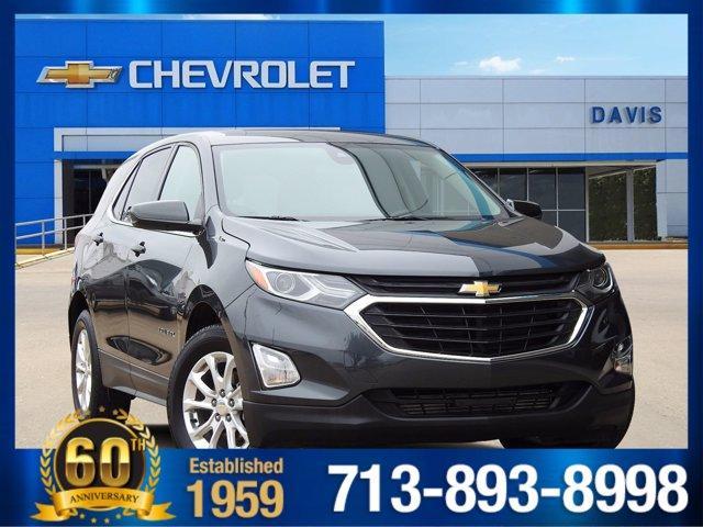 2020 Chevrolet Equinox Vehicle Photo in Houston, TX 77054