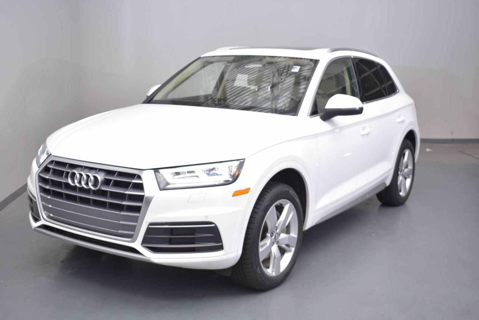 2018 Audi Q5 Vehicle Photo in Cary, NC 27511