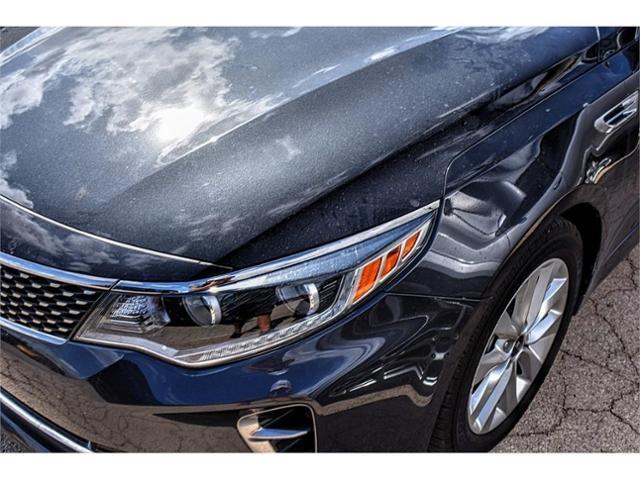 2017 Kia Optima Vehicle Photo in San Angelo, TX 76901