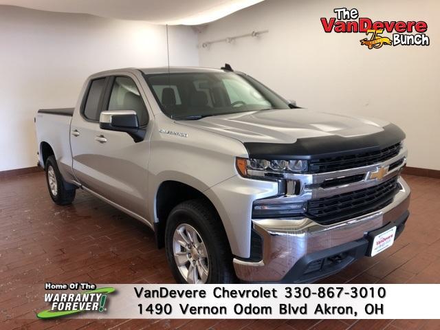 2019 Chevrolet Silverado 1500 Vehicle Photo in Akron, OH 44320