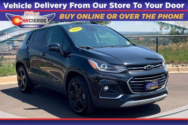 2019 Chevrolet Trax Vehicle Photo in COLORADO SPRINGS, CO 80905-7347