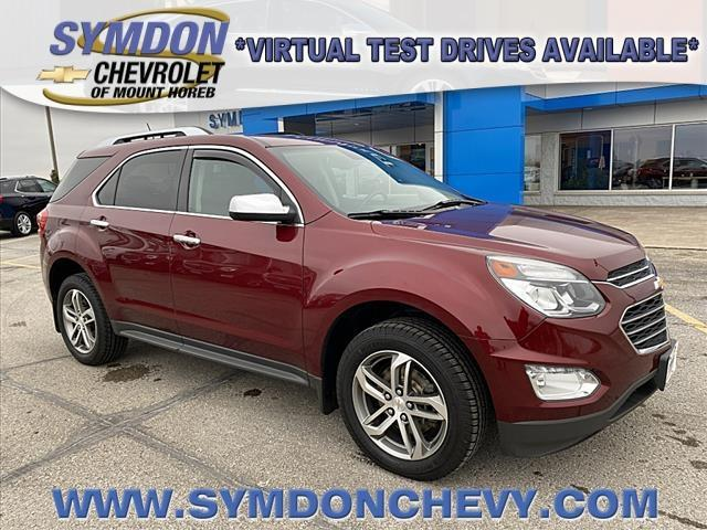 2016 Chevrolet Equinox Vehicle Photo in Mount Horeb, WI 53572
