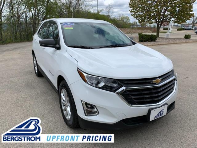 2018 Chevrolet Equinox Vehicle Photo in Appleton, WI 54914