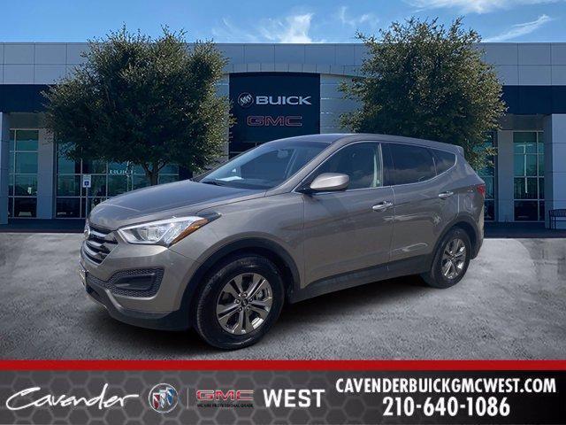 2015 Hyundai Santa Fe Sport Vehicle Photo in San Antonio, TX 78254
