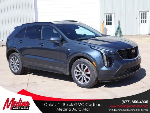 2021 Cadillac XT4 Vehicle Photo in Medina, OH 44256