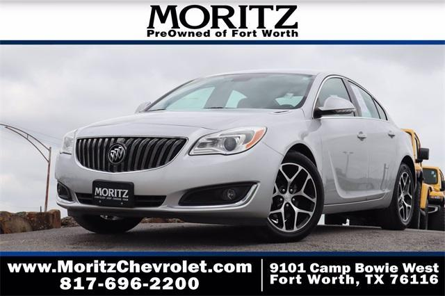 2017 Buick Regal Vehicle Photo in Fort Worth, TX 76116