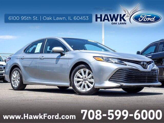 2019 Toyota Camry Vehicle Photo in Plainfield, IL 60586