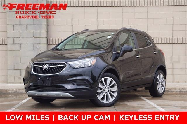 Used Buick Encore Grapevine Tx