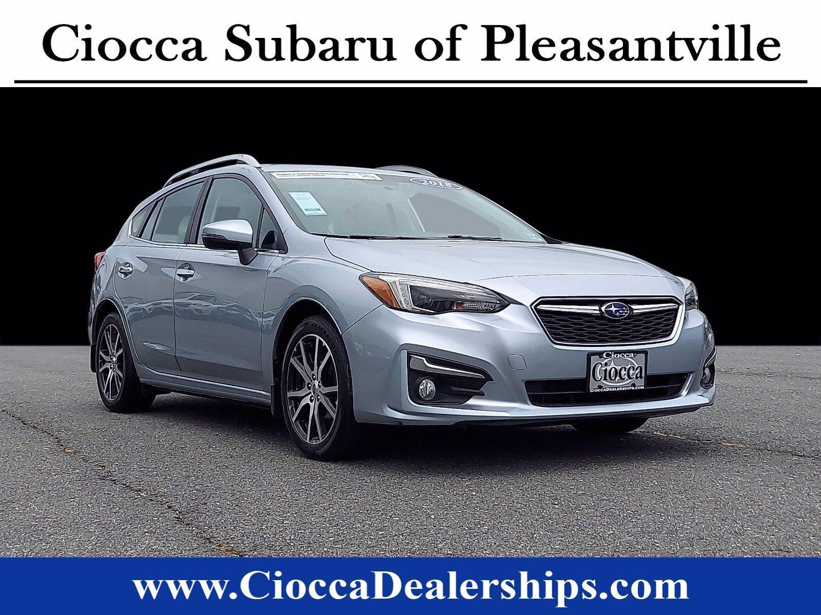 2018 Subaru Impreza Vehicle Photo in Pleasantville, NJ 08232