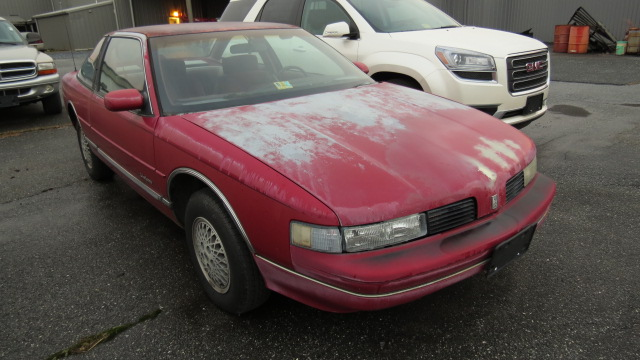 1989 Oldsmobile Cutlass Supreme Special Coupe FWD