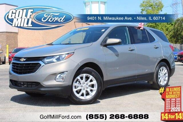 2018 Chevrolet Equinox Vehicle Photo in Plainfield, IL 60586