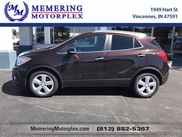 2015 Buick Encore Vehicle Photo in VINCENNES, IN 47591-5519