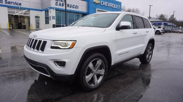 2016 Jeep Grand Cherokee Vehicle Photo in Milford, OH 45150