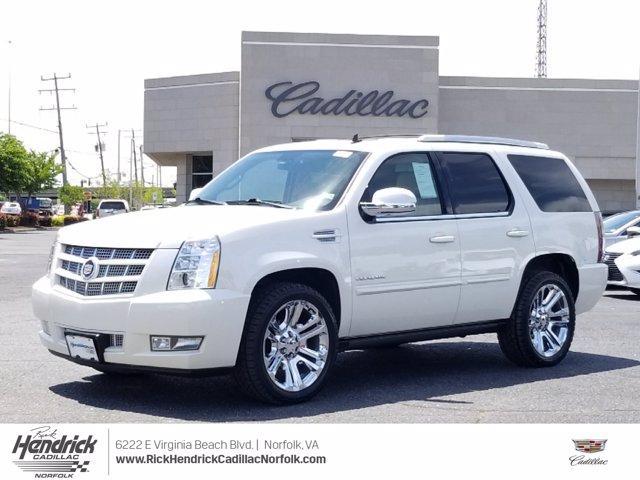 2014 Cadillac Escalade Vehicle Photo in Norfolk, VA 23502