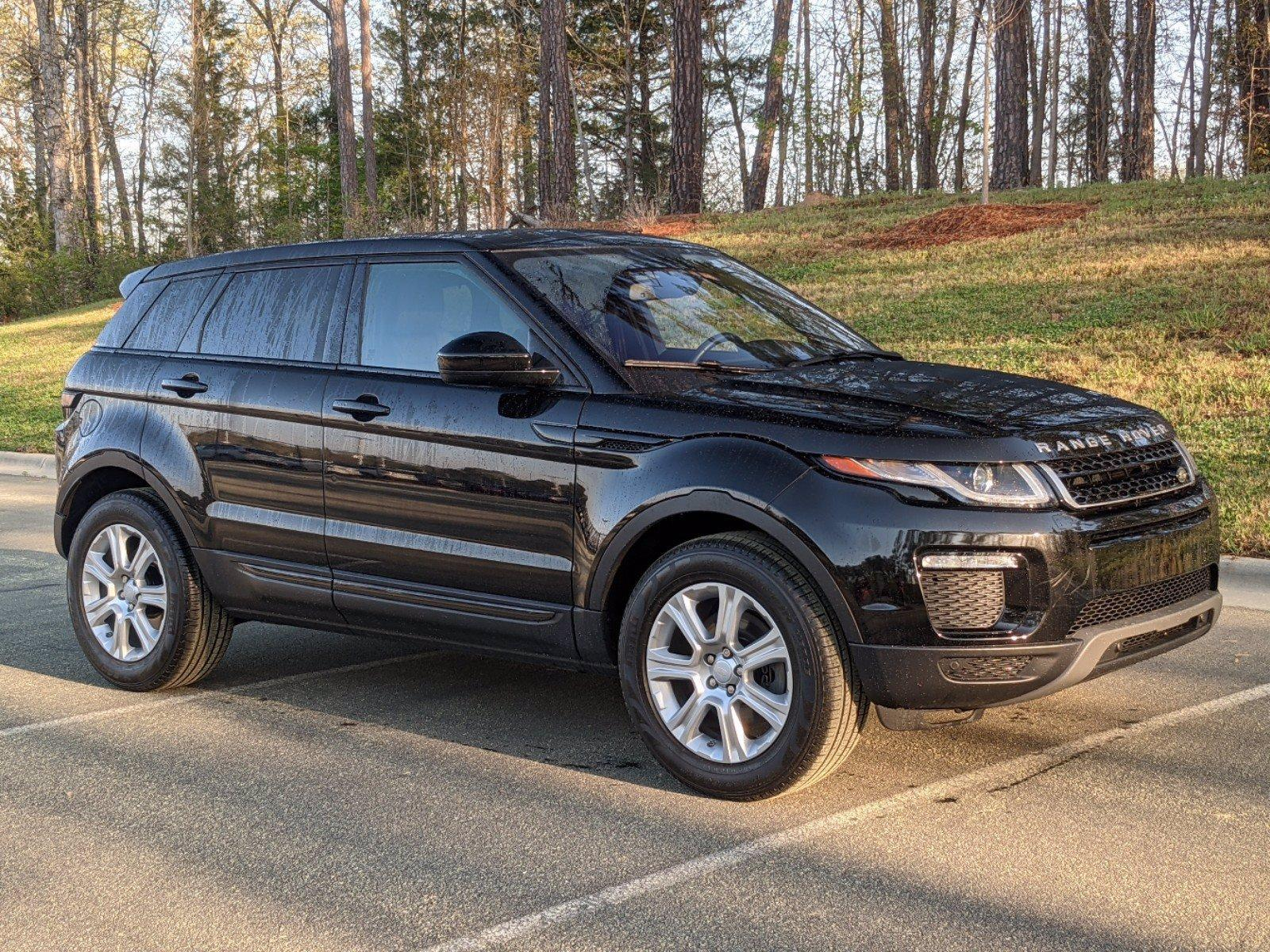 2018 Land Rover Range Rover Evoque Vehicle Photo in Cary, NC 27511