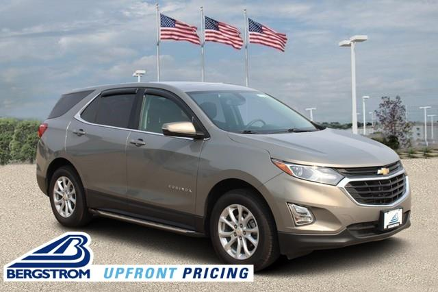 2018 Chevrolet Equinox Vehicle Photo in MADISON, WI 53713-3220