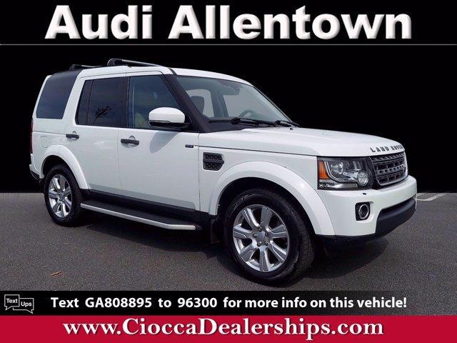 2016 Land Rover LR4 Vehicle Photo in Allentown, PA 18103