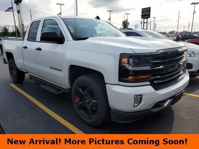 2018 Chevrolet Silverado 1500 Vehicle Photo in DEPEW, NY 14043-2608