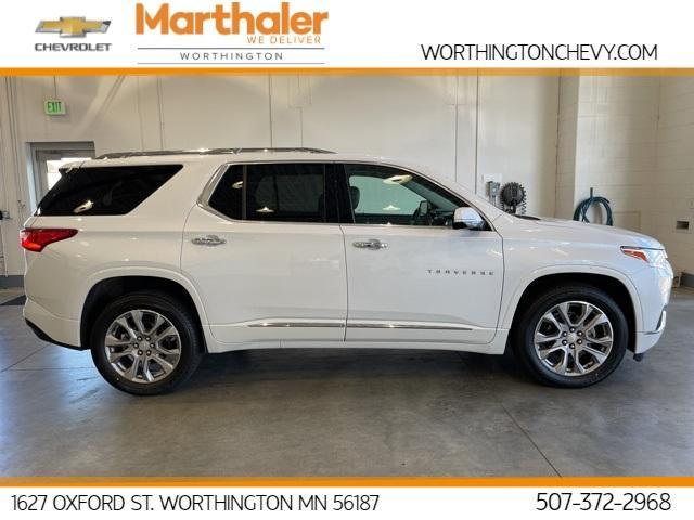 2019 Chevrolet Traverse Vehicle Photo in Worthington, MN 56187