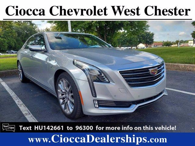 2017 Cadillac CT6 Vehicle Photo in WEST CHESTER, PA 19382-4976