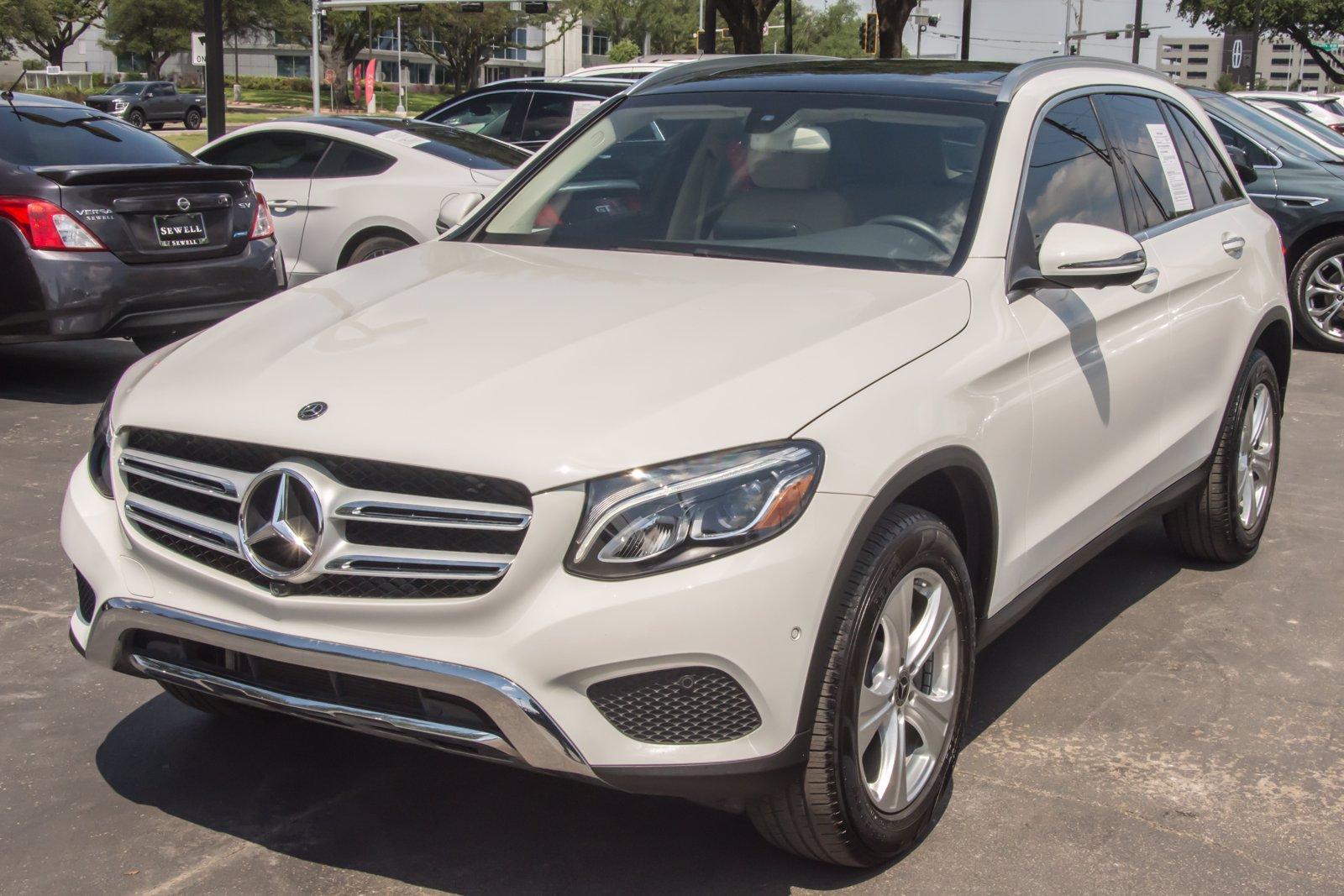 2018 Mercedes-Benz GLC Vehicle Photo in Dallas, TX 75209