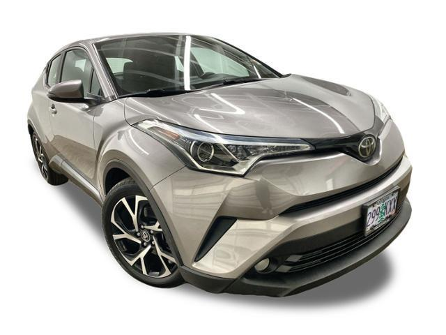 2018 Toyota C-HR Vehicle Photo in PORTLAND, OR 97225-3518