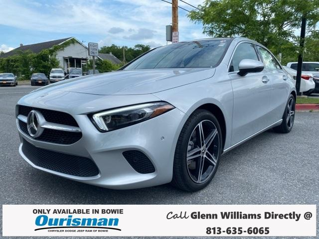 2020 Mercedes-Benz A-Class Vehicle Photo in Bowie, MD 20716